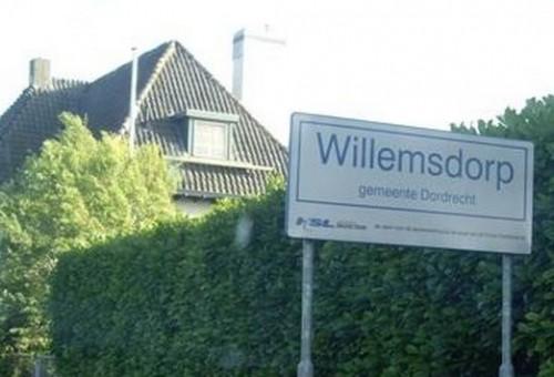Willemsdorp plaatsnaambord (Kopie)